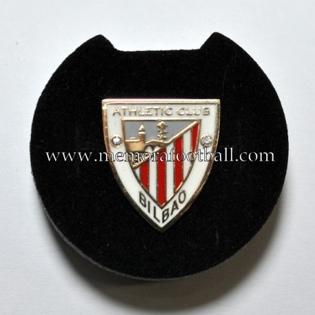 Insignia de Oro y Diamantes del Athletic Club