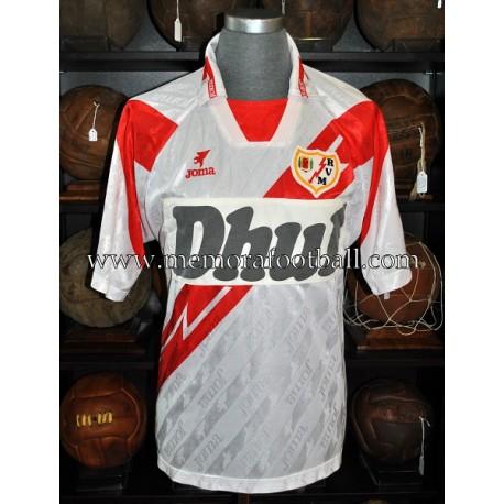 """JOSEMI"" Rayo Vallecano LFP 1994-95 match worn"