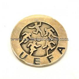 UEFA Championnat D´Europe del Juniors A 1990 medal