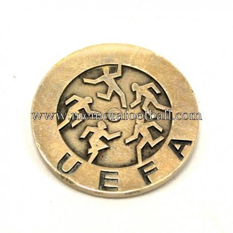 Medalla UEFA Championnat D´Europe del Juniors A 1990
