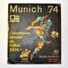 """""""MUNICH 74"""" FIFA World Cup 1974 Ediciones Vulcano S.A."""
