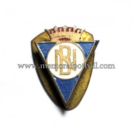 SR Boetticher y Navarro badge 1950s