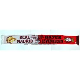 Real Madrid 2002 UEFA Champions League Final scarf