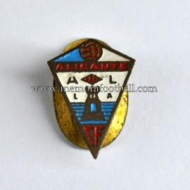 Alicante CF badge, 1960s