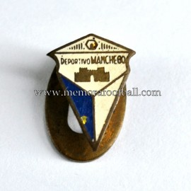 Deportivo Manchego badge, 1960s
