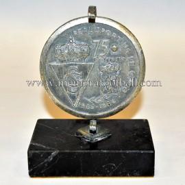 Medallón del 75 Aniversario del Sporting de Gijón 1905-1980