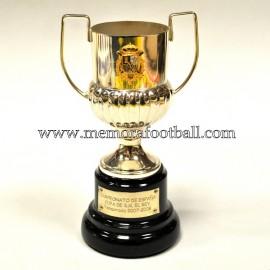 VALENCIA CF Trofeo Copa de SM El Rey 2007-2008