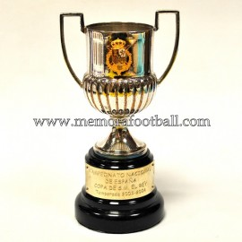 REAL ZARAGOZA 2003-2004 Spanish FA Cup Trophy