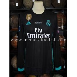 """CRISTIANO RONALDO"" Real Madrid CF 2018 UEFA Supercup Final match unworn shirt"