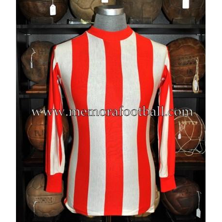 Camiseta Sporting de Gijón 1960s match worn