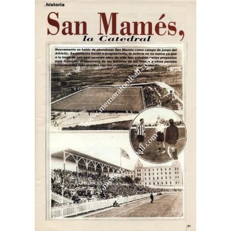 San Mames Stadium History