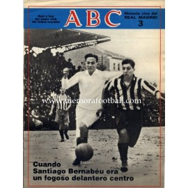 ABC Historia Viva del Real Madrid, nº3