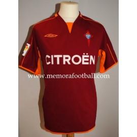 CAPUCHO Celta de Vigo 2004/2005