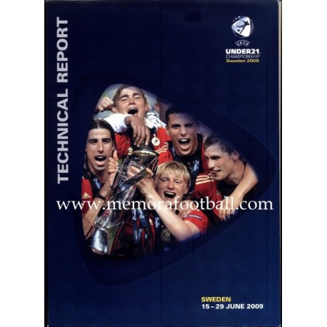 UEFA Under-21 Championship Sweden 2009