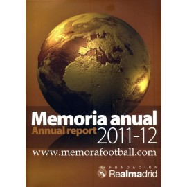 Real Madrid 2011/2012 Annual report