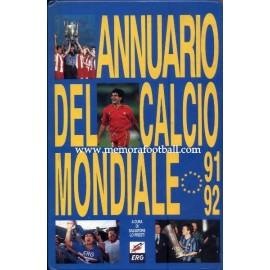 Annuario del Calcio Mondiale 1991-92