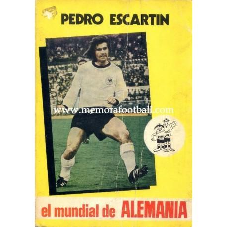 """""""El Mundial de Alemania"""" 1974"""