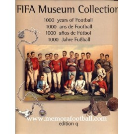 """FIFA Museum Collection"" 1000 años de Fútbol"