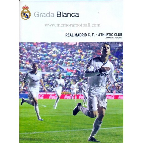 Real Madrid CF vs Atlhetic Club de Bilbao 2012-2013