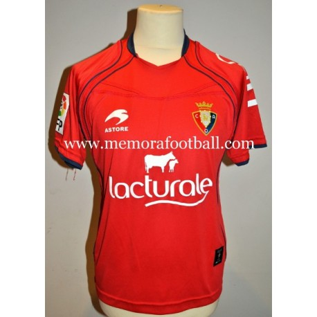 """OIER"" At. Osasuna LFP 2012-13"