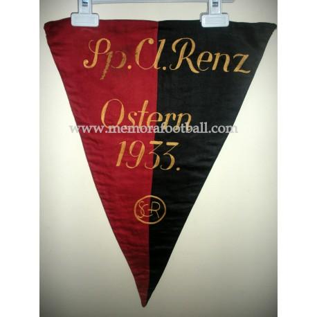 SC RENZ Austria 1933