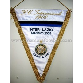 Inter vs Lazio May 2009 pennant