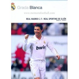 Real Madrid vs Sporting de Gijón LFP 2011-2012