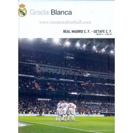 Real Madrid CF vs Getafe CF 2012-2013