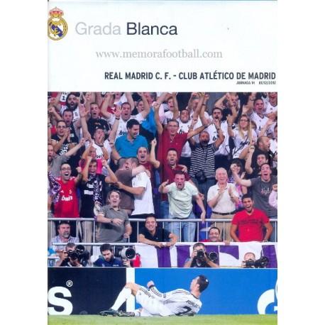 Real Madrid CF vs Atlético de Madrid 2012-2013