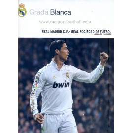 Real Madrid CF vs Real Sociedad 2011-2012