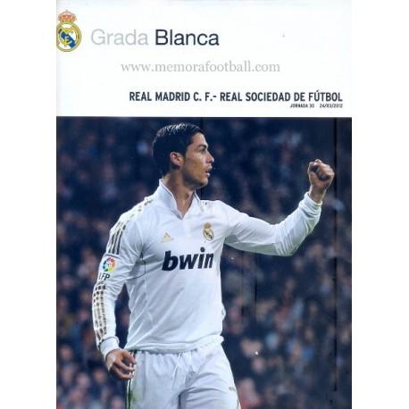 Real Madrid CF vs Real Sociedad 2011-2012