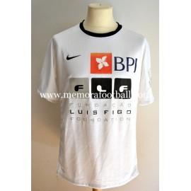 DIMAS Luis Figo All Stars vs Austria Viena, 2011