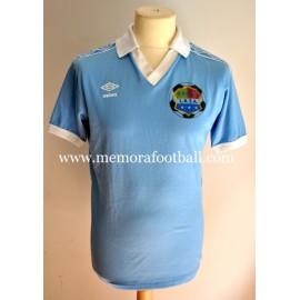L.A.S.A. (LHASA?) 1980s match worn shirt