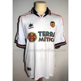 """FAGIANI"" Valencia CF LFP 1999-2000"