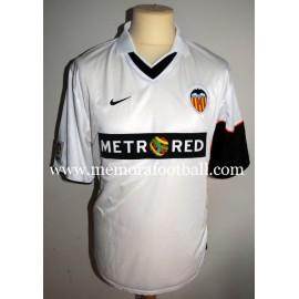 """ALBELDA"" Valenia CF LFP 2001-2002"