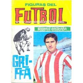 "Figuras del Fútbol ""GRIFFA"" 1965"