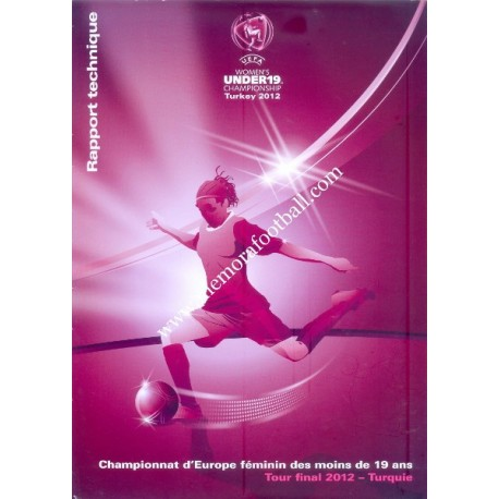 UEFA Women´s Under 19 Championship - Turkey 2012