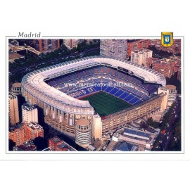 Estadio Santiago Bernabeu (Real Madrid CF) 1999