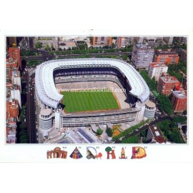 Estadio Santiago Bernabeu (Real Madrid CF) 1990s