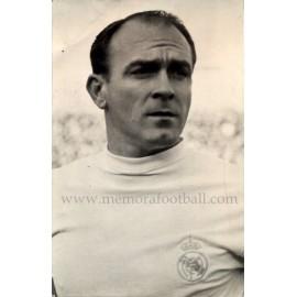 Alfredo Di Stefano, fotografía original de 1960