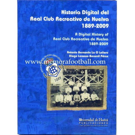 Real Club Recreativo de Huelva 1889-2009 digital history