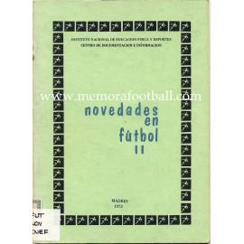 Novedades en el fútbol II, 1973