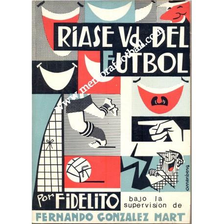 Ríase usted del fútbol, 1965