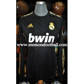 """CARVALHO"" Real Madrid CF nº20 2011-2012 LFP match worn shirt"