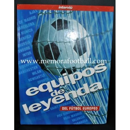 Equipos de Leyenda del Fútbol Europeo, 1997-98