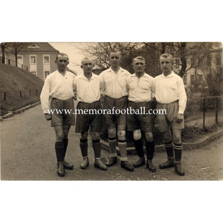 German Football players, 1920