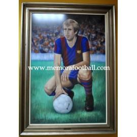 """""""Carles Rexach"""" 1981 Llucià López"""