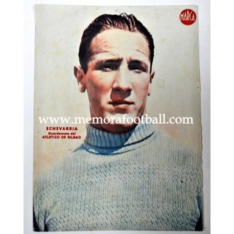 OCEJA Atlético de Bilbao 1940s