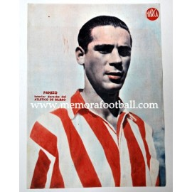 PANIZO Atlético de Bilbao 1940s