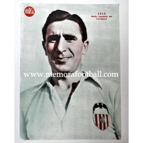 MUNDO Valencia 1940s